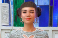 Виртуальный инфлюенсер Lil Miquela примерила топ J.Kim