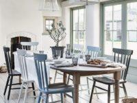 Вопрос эксперту: разномастные стулья в столовой