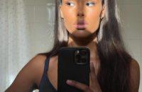 Все к лицу: Тина Кунаки с прямыми волосами и начесом