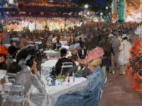 Выставка Сергея Виноградова продлена до конца марта