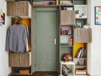 Хранение в прихожей: 6 вдохновляющих идей