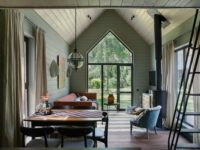 Яркий и уютный дом дизайнера в Перми