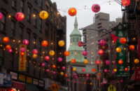 Зима в Нью-Йорке: как город встретил эти праздники