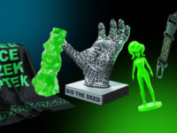 A.D.E.D., Эдуард Еремчук и Саша Фролова создали арт-объекты для «СберСпасибо»