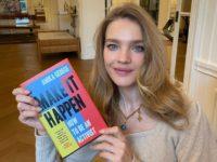 Что читает супермодель Наталья Водянова?