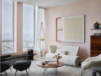 Галерея коллекционного дизайна в апартаментах в Сан-Франциско