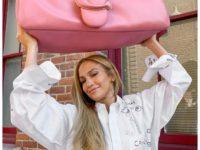Гигантские сумки Coach, в которые можно уместить абсолютно все: показывает Дженнифер Лопес