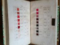 Классификатор цветов XIX века