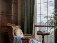Кресло «с ушами» и его современные версии: 30+ примеров