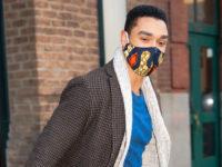 Мужская мода— это не скучно: посмотрите на звезду «Бриджертонов» Реге Пейджа
