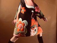 Пальто с цветочной вышивкой и шубы-бестселлеры: Vivetta FW21