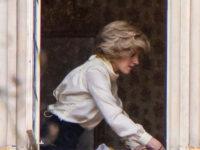 Просто копия: новые кадры Кристен Стюарт в роли принцессы Дианы