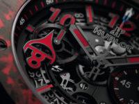 Символичные часы «с характером» Hublot, созданные в честь хоккеиста Александра Овечкина