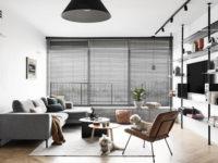 Светлая квартира 100 м² для молодой семьи в Тель-Авиве
