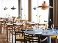 Уютный ресторан Substans в Дании