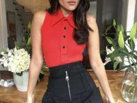 Внешность бывает обманчива? Интервью с одной из самых красивых актрис в Голливуде— Эйсой Гонсалес