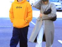 Яркие акценты: Джастин и Хейли Бибер в Лос-Анджелесе