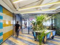 Яркий офис в Барселоне по проекту El Equipo Creativo