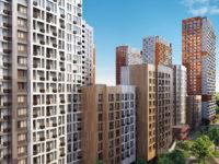 Москомстройинвест представил видеоотчет о ходе строительных работ в ЖК «Терлецкий парк»