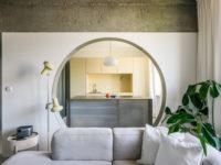 Бетонная квартира 70 м² в Братиславе