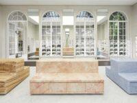 Бутик Kith в особняке XVIII века в Париже