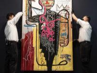 Искусство говорит само за себя: Versus Medici, Жан-Мишель Баския