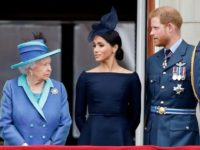 Королева Елизавета прокомментировала скандальное интервью Меган Маркл и принца Гарри