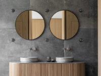Минимализм в интерьере ванной комнаты: 20+ примеров