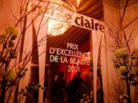 Победители премии Marie Claire Prix d' Excellence de la Beauté 2021