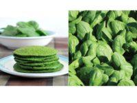 Полезный завтрак: зеленые оладьи из шпината с гуакамоле по рецепту Владимира Мухина