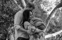 Появился новый совместный снимок принца Гарри и Меган Маркл с сыном Арчи