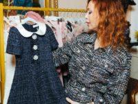 Презентация новой коллекции детского премиального бренда Zhanna&Anna