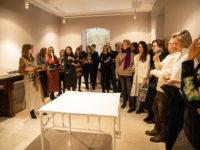 Презентация платформы TEO by Cosmoscow в галерее «Эритаж»