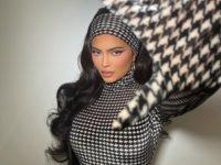 Принт «гусиная лапка» снова в моде: Кайли Дженнер показывает, с чем и как его носить