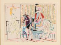 Работы Пикассо, Шагала и Церетели на выставке в Москве
