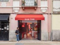 Ресторан азиатской кухни в Лиссабоне