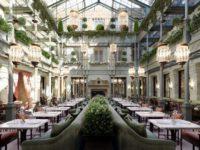 Романтичный отель NoMad в Лондоне