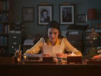 Саша Лусс, Вика Газинская и другие на премьере фильма «Мой год в Нью-Йорке»