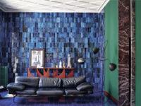 Вертикальная укладка плитки: 45+ ярких примеров