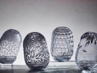 Хрустальные вазы Ольги Трейвас