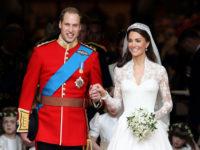 10 интересных фактов о свадьбе принца Уильяма и Кейт Миддлтон