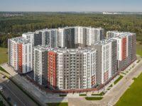 Дольщики района Новые Ватутинки получили ключи от своих квартир