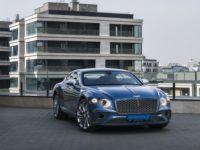 Bentley представили в России новый Continental GT Mulliner