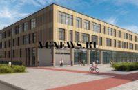 Строительство школы на 900 мест в Москворечье-Сабурово завершится в 2023 году