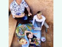 Как красить яйца на Пасху 2021? Мастер-класс от королевской семьи Монако