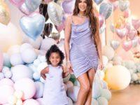 Как отметить день рождения дочери по-королевски: показывает Хлои Кардашьян
