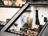 Маленький балкон: полезные советы по оформлению