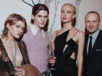 Ольга Карпуть, Муся Тотибадзе и другие гости на открытии кинотеатра «Художественный»