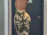 Прозрачное платье словно вторая кожа: Кайли Дженнер на вечеринке подруги