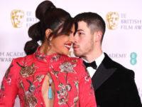 Самая эффектная пара на любой красной дорожке: Приянка Чопра и Ник Джонас на BAFTA-2021
